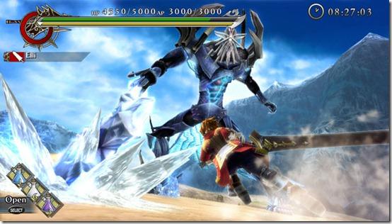 PS Vita Ragnarok Odyssey
