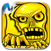Zombie Chasing iPhone game