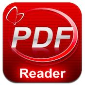 PDF Reader iPhone app
