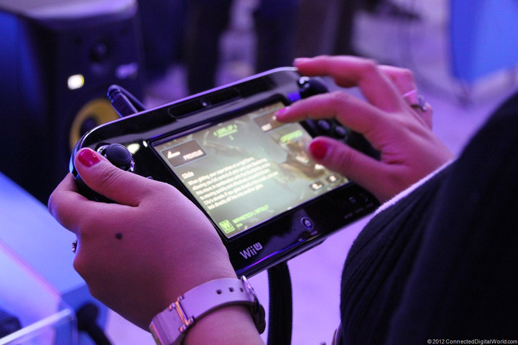 Wii U GamePad Similar to PS Vita