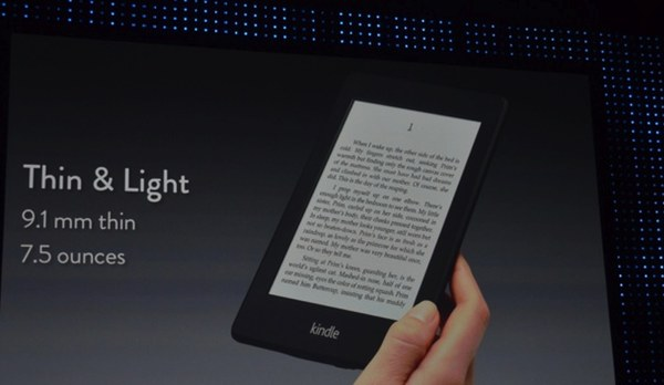 Kindle Fire HD, Paperwhite: Amazon's new tablet lines