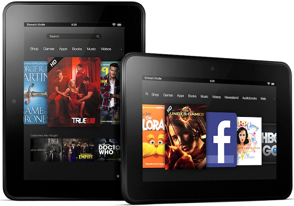 Kindle Fire HD: Can it Compete Against Nexus 7 and iPad Mini?