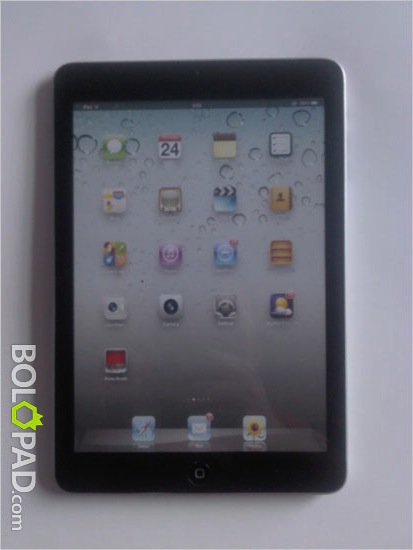 iPad Mini Leaked Photos 3