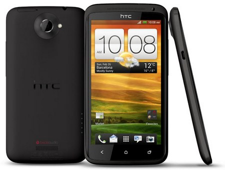 iPhone 5 alternative HTC One X