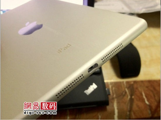 iPad Mini casing photo leak