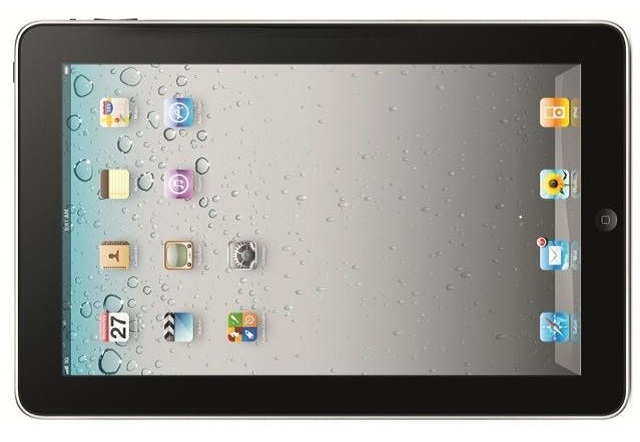 iPad with 16:9 Aspect Ratio in the Works?