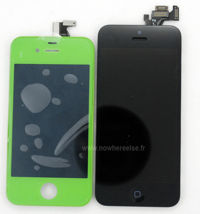 If This Is The IPhone 5, We Will Have Mini-Dock and Screen 16:9