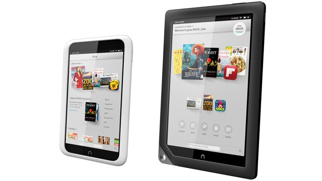 Nook HD Introduced, Can it Compete Against the Fire HD?
