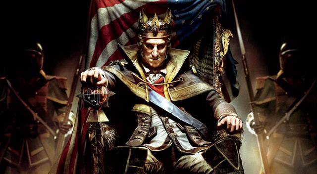 Assassin's Creed III King George Washington