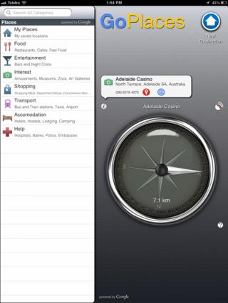 GoPlaces-iPad