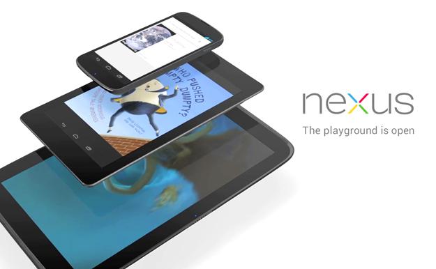 Google Nexus Refresh LG Nexus 4 Samsung Nexus 10