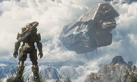 Halo 4 Sky