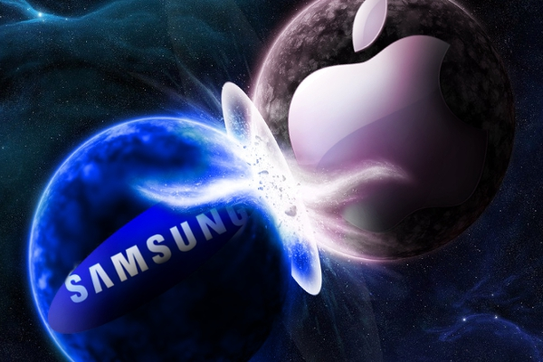 Samsung Strikes Back, Includes iPhone 5 in Patent Suit