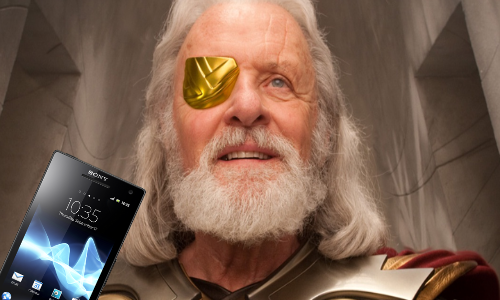 Sony Odin