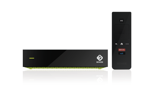 Boxee TV Set