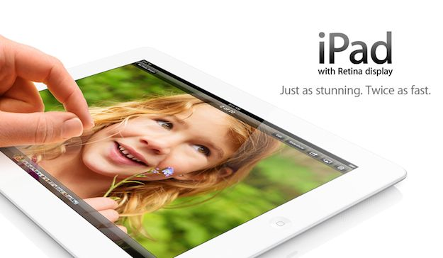 Apple might allow some 3rd-gen Owners to switch to the new iPad 4th Generation model