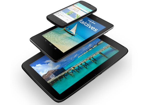 Samsung Nexus 10 officially announced, watch out Surface and iPad