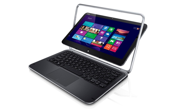 Dell XPS 12 Touchscreen Windows 8