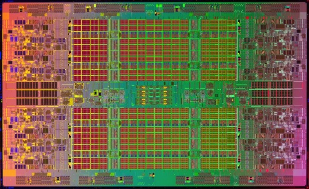 Intel Itanium 9500