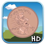 penny can iphone game