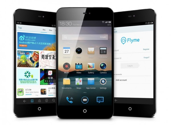 Meizu Unveils MX2 - Releasing Mid-December 2012