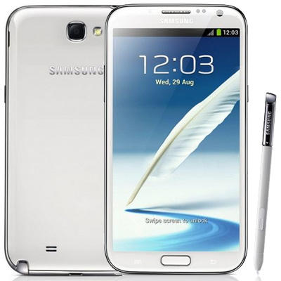 5 Million Galaxy Note II Units Sold