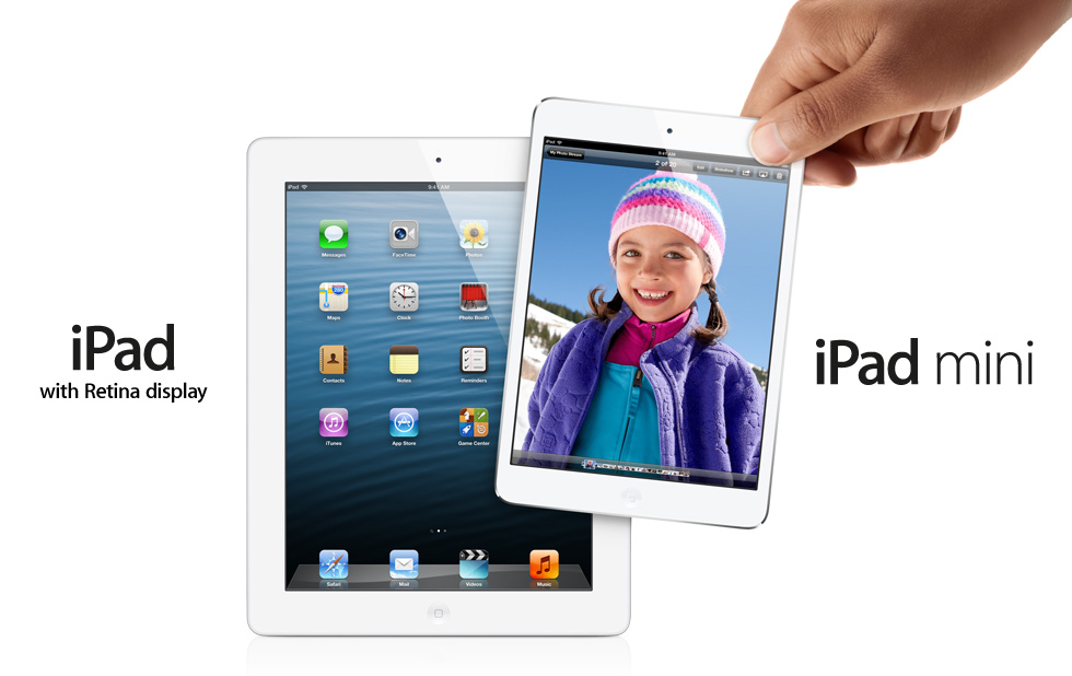 Apple could ship up to 100 million iPads in 2013