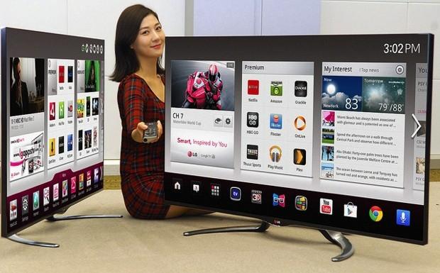 LG Google TV 2013