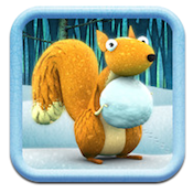snow brawlin' iphone game