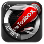 ultra toolbox iphone app