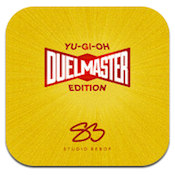 Duel Master: Yu-Gi-Oh Edition iphone app