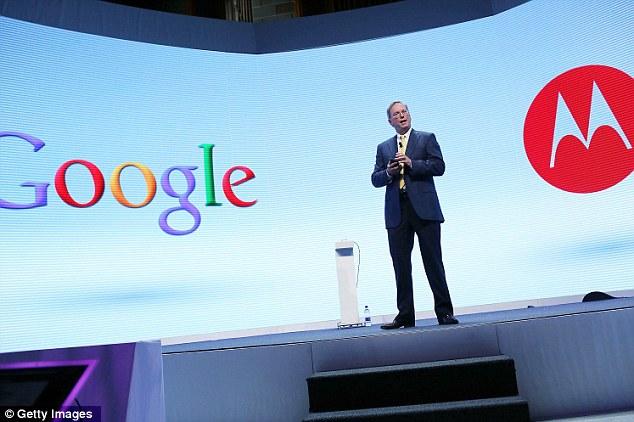 Google working on the X phone with Motorola