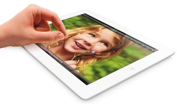 128GB iPad 4 Gets Real, to Ship February 5
