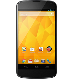 Nexus 4 available...if you hurry!