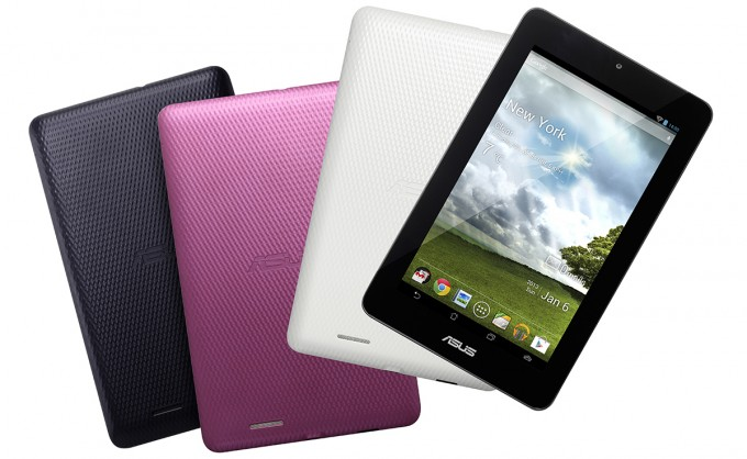 Asus Memo Pad Colors Nexus 7 alternative