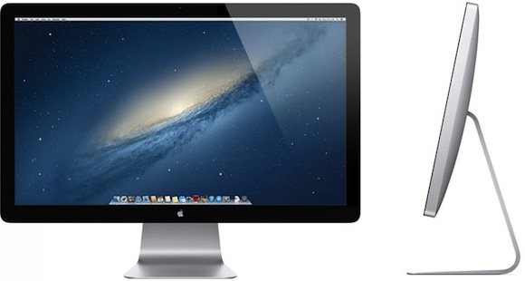 New Apple Thunderbolt Displays Coming Soon?