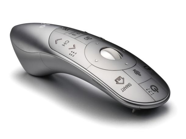 LG Magic Motion Remote Gets Upgrades, Demo at CES 2013