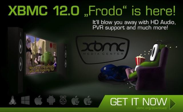 xbmc-frodo