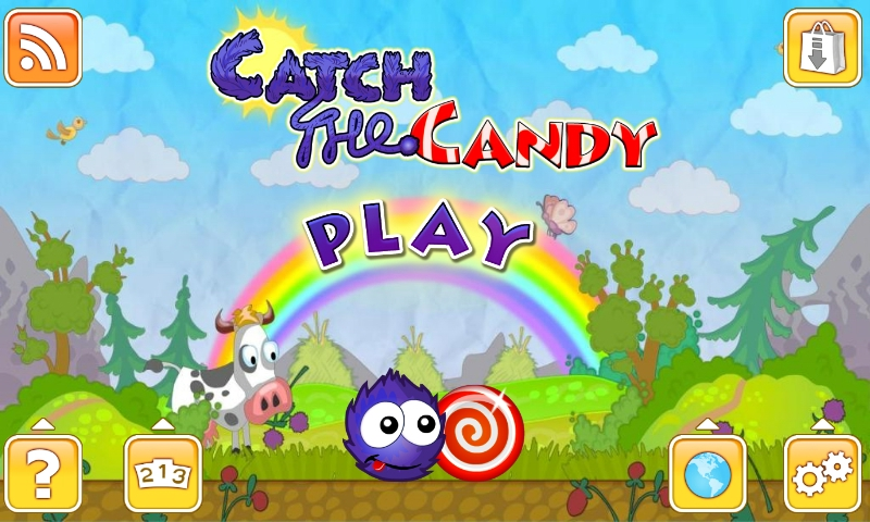 Catch the Candy Android App Reveiw
