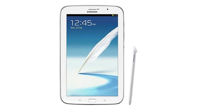 Galaxy Note 8.0 Mobile World Congress