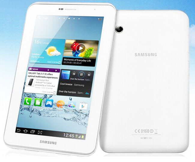 Samsung to rival Nexus 7 and Kindle Fire with $149 Galaxy Tab 3