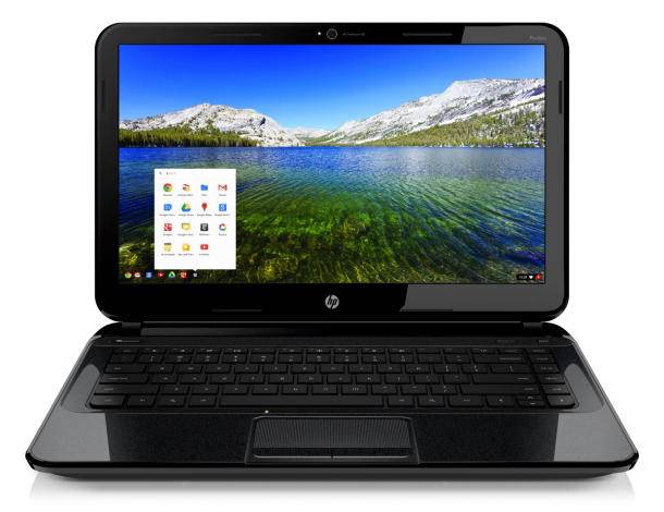 HP Pavilion 14 Chromebook now on sale