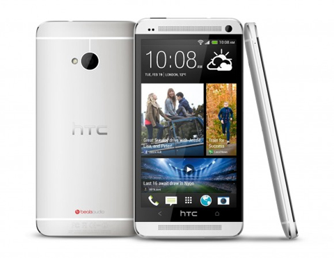 HTC takes another stab at smartphone glory with the HTC One