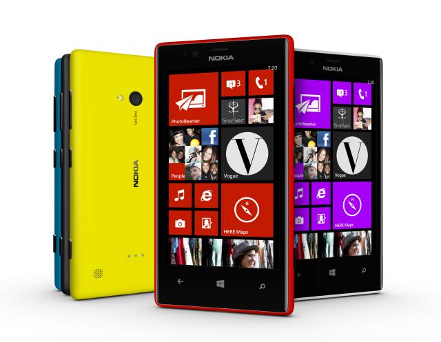 Nokia Lumia 720 Mobile World Congress