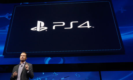 Sony PlayStation 4 launch event