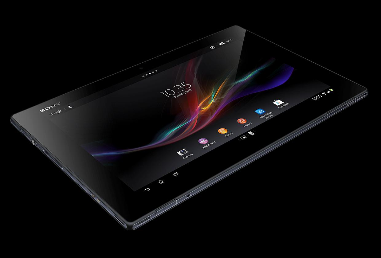 Xperia Tablet Z Mobile World Congress