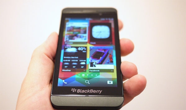 BlackBerry Z10 Features and Release Date