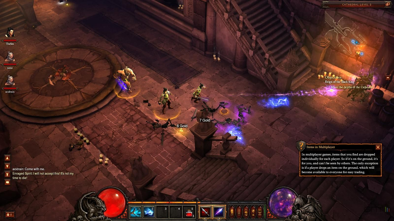 Diablo 3 headed to Playstation 3 and Playstation 4
