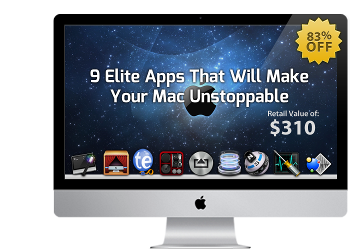 Mac Essentials Bundle - 9 Apps That Will Make Your Mac Unstoppable