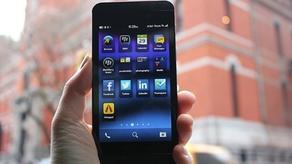 Blackberry Z10: 55% of Buyers Are Switchers